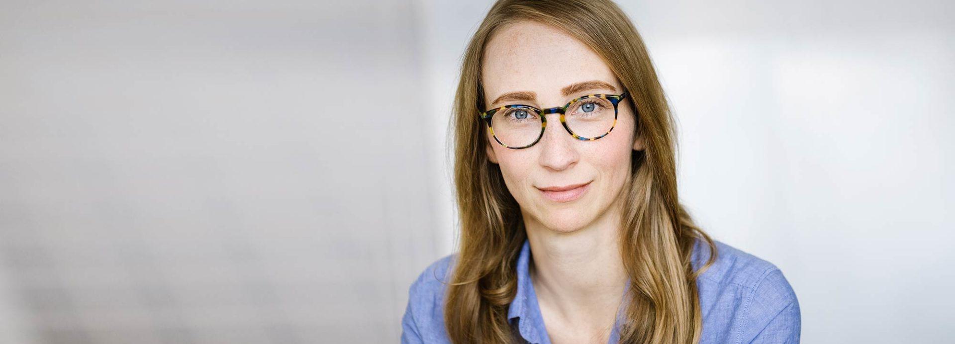 Portrait: Dr. Claudia Baumann